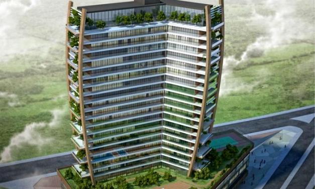 مجمع Hitit Business Residence بيليك دوزو