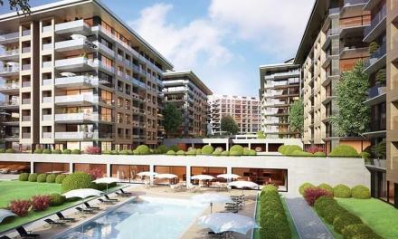 مشروع لافينيا سيتي  Lavinya City السكني
