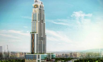 برج اريس Aris Grand Tower اسنيورت