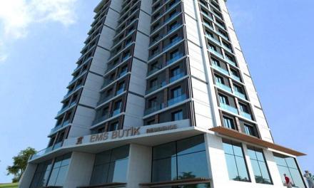 مجمع EMS Butik Residence اسنيورت