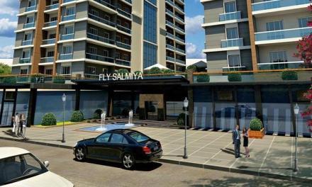 مجمع Fly Salmiya Residence السكني