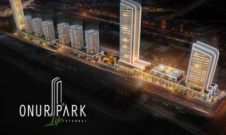 مجمع Onur Park Life İstanbul السكني اسنيورت