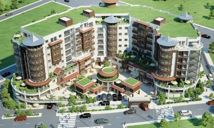 مجمع Beyaz Rezidans Haliç السكني