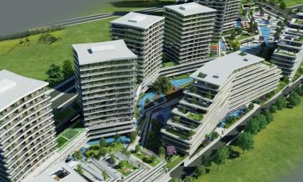 مجمع  Dumankaya Modern Vadi السكني