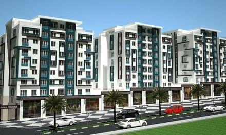 مجمع Rüya Prestij Residence السكني اسنيورت