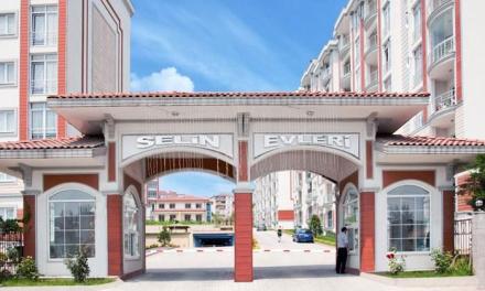 مجمع Selin Evleri السكني