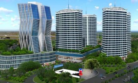 مشروع GOP Plevne السكني غازي عثمان اسطنبول