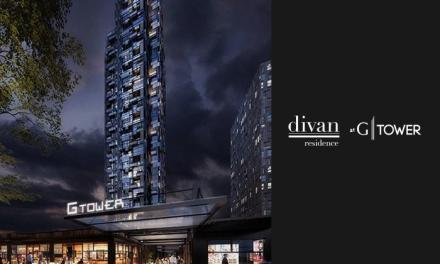 Divan Residence at G Tower