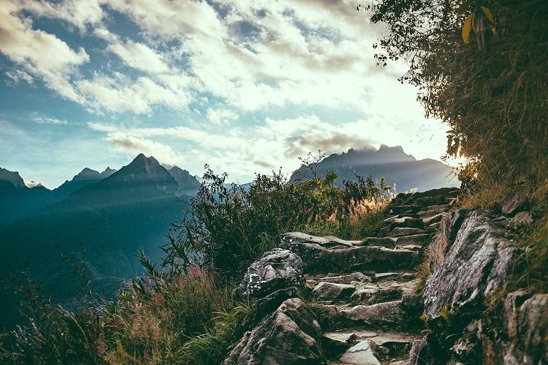 mouintain trail