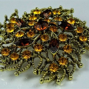 Vintage Costume Brooch