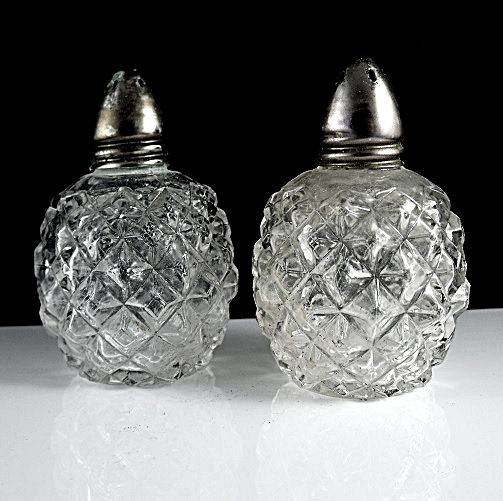IRice Salt and Pepper Shakers