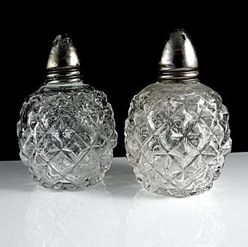 IRice Salt and Pepper Shakers