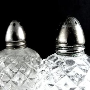 IRice Salt n Pepper Shakers