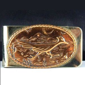 Bell Money Clip