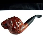 Lion head Tobacco Pipe