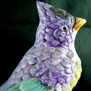 Song Bird Figurine