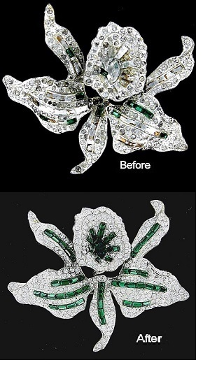 Trembler Costume Jewelry Repair