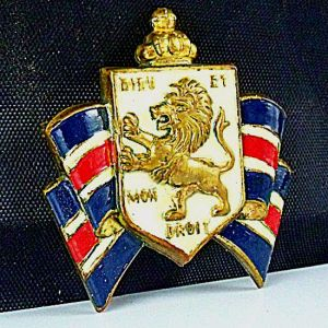 Accessocraft War Relief Pin