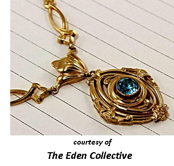 December Birthstones Zircon Pendant