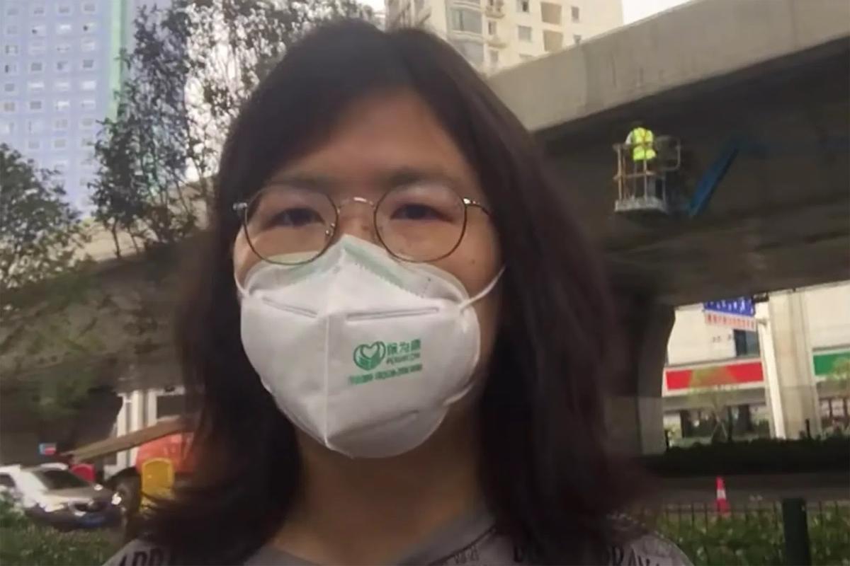 Condenada a prisión una bloguera china por informar sobre el covid desde  Wuhan