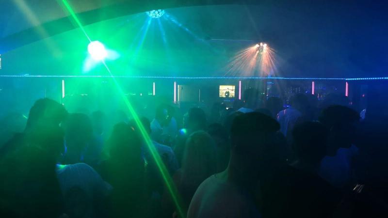 225 Leute machten Party in Cala Mayor. Erlaubt war es nicht.