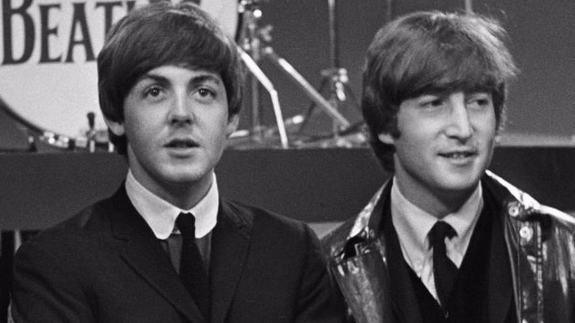 Paul McCartney señala a John Lennon como el culpable de la separación de  los Beatles - Levante-EMV