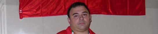 Manuel Martin, jugador de boccia