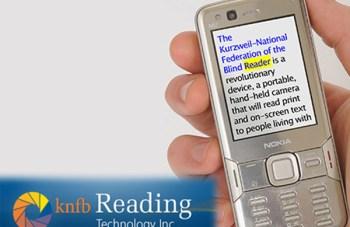 Olho portátil torna possível o sonho do cego ler um texto