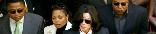 Michael no se unirá a los cinco de Jackson