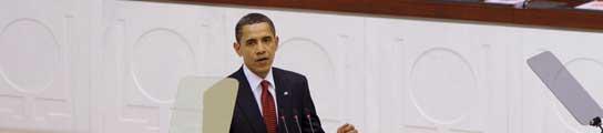 Discurso de Barack Obama en el Parlamento turco