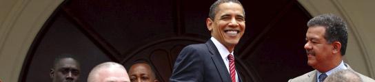 Barack Obama en la Cumbre de las Américas