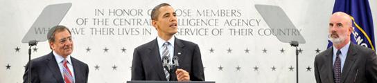Barack Obama, Leon Panetta, Steve Kappas