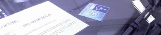Los vigilantes de los parquímetros multan sin razón ocho veces a una minusválida  (Imagen: M.S.)