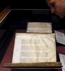 Codex Sinaiticus.