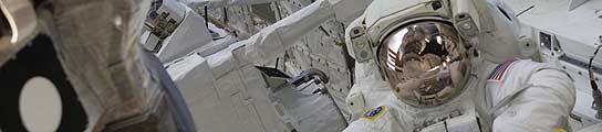 El retrete de la Estación Espacial Internacional, averiado otra vez  (Imagen: NASA)