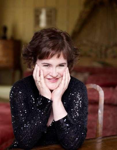 Susan Boyle - Ampliar imagen