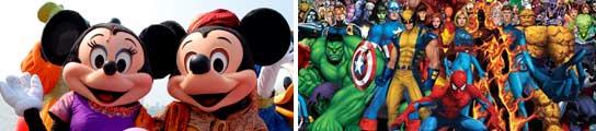 La compañía Walt Disney compra Marvel por 4.000 millones de dólares  (Imagen: 20MINUTOS.ES)