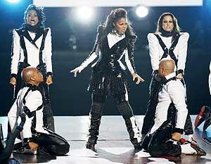 <p>Janet Jackson</p>