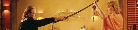 """""""La Novia volverá a luchar"""": Tarantino confirma que rodará 'Kill Bill 3'  (Imagen: Andrew Cooper)"""