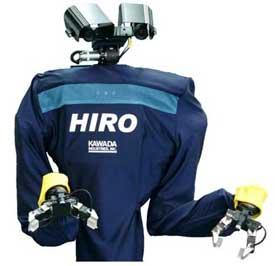 <p>Robot Hiro.</p>
