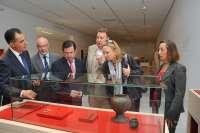 Una muestra con 300 piezas abarca la evolución de la orfebrería en la antigüedad hispana