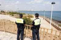 El Plan de Seguridad y Tráfico de la Policía Local de Cartagena incluye más de 1.000 servicios de cara al verano
