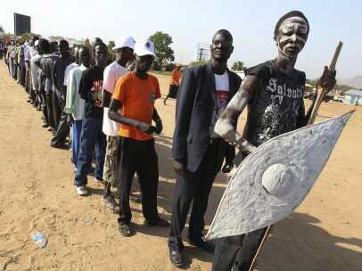 Referéndum de autodeterminación en Sudán