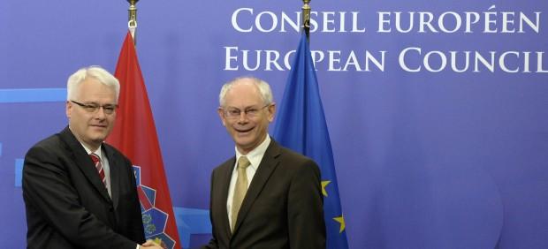 Bruselas propone la adhesión de Croacia como miembro número 28 de la UE
