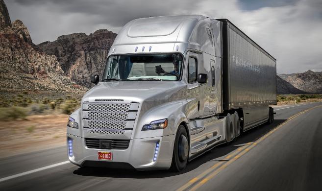 Resultado de imagen de camiones autonomos