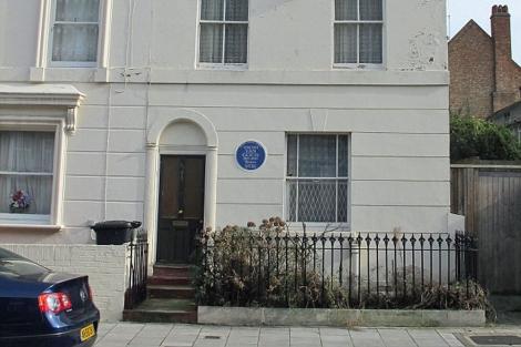 La Casa De Vincent Van Gogh En Londres Busca Dueo