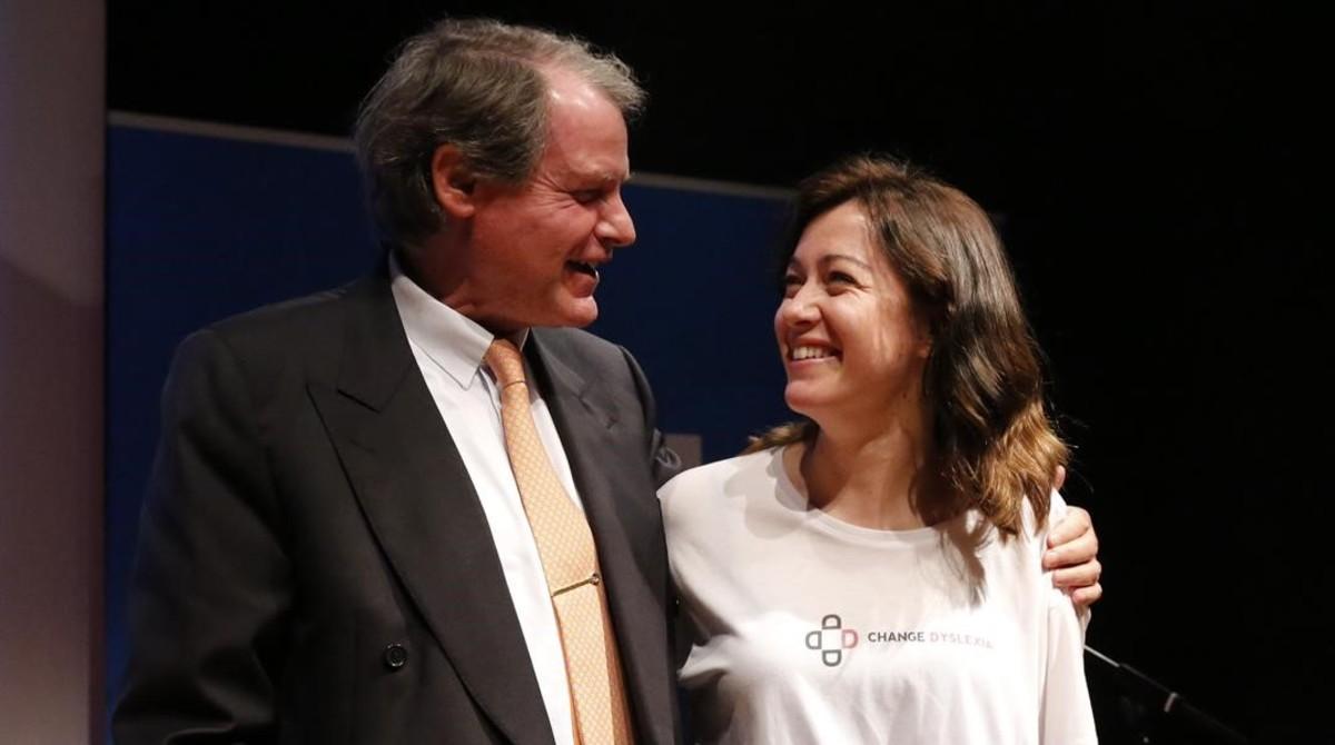 La investigación de una lingüista disléxica sobre este trastorno, premio Princesa de Girona