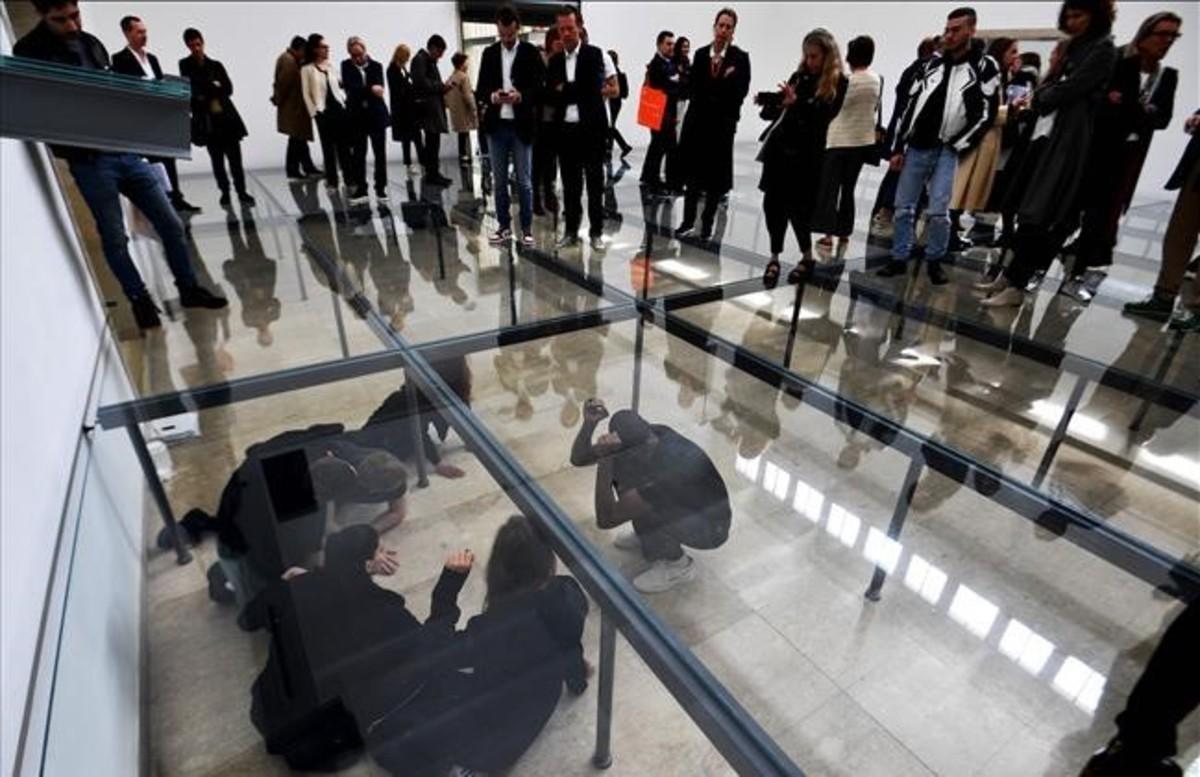 La Bienal de Venecia premia el arte alemán