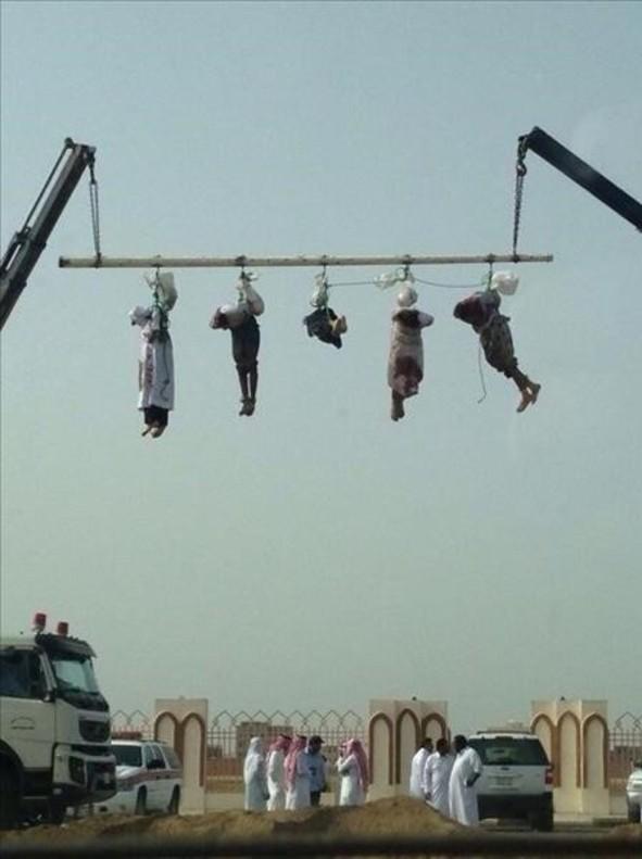 Decapitado en Arabia Saudí un ciudadano jordano por tráfico de anfetaminas