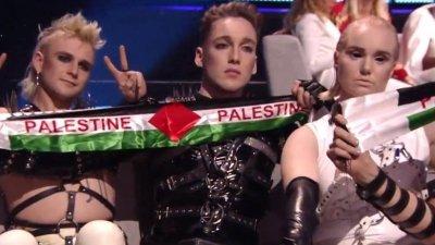 Eurovisión: Islandia sorprende mostrando su apoyo a ...